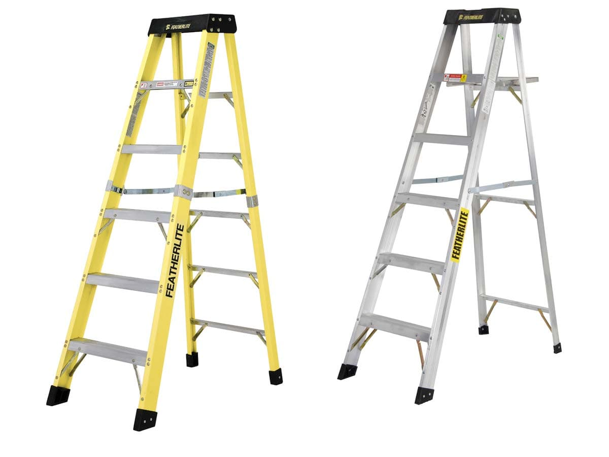 featherlite-step-ladders