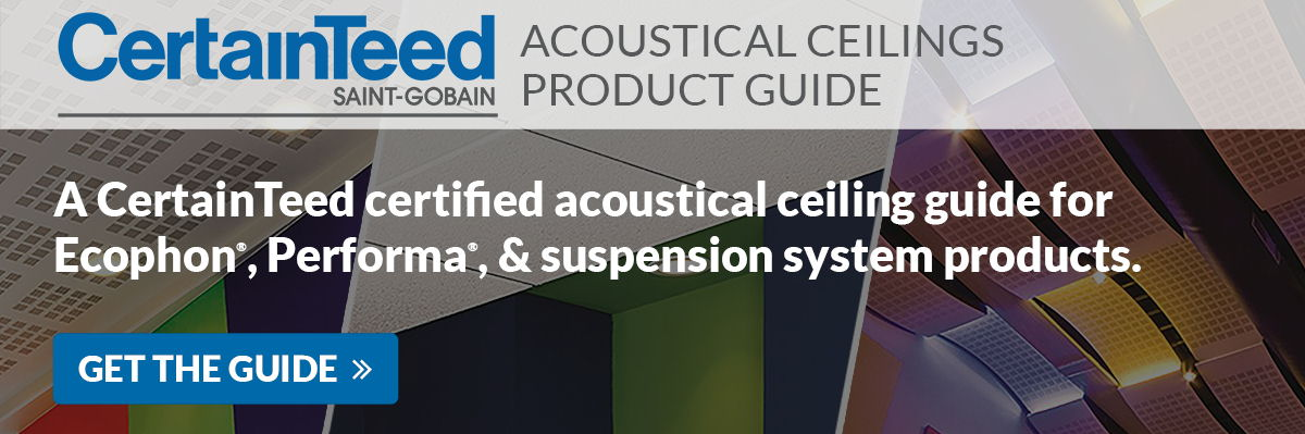 Acoustical Ceiling product Guide