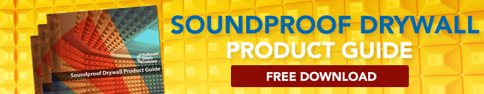 Soundproof Drywall product guide